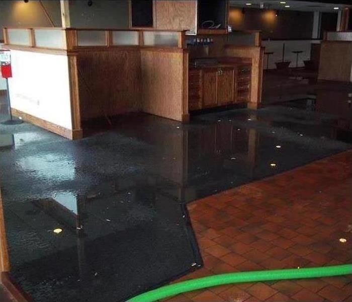 Storm Damage – Augusta Restaurant